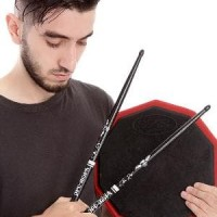SZS Drum Pad Classic Black 11 inch dengan vcd lesson (s Murah