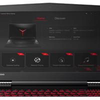 LENOVO LEGION Y520 I7-7700HQ GTX1050TI 4GB 8GB 2TB HDD W10 FHD IPS 1YR