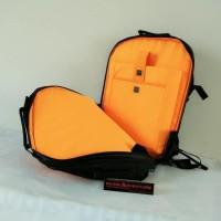terlaris/ Tas Laptop 2 In One Kalibre 910441 Explodius Bisa Ransel/Se