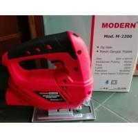 Best Seller Mesin Jig Saw Modern M-2200 / Gergaji Tangan