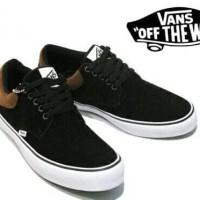 TERBARU Sepatu Pria/wanita Vans Authentic Casual/sekolah Black