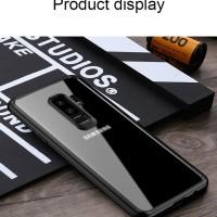 Ipaky Samsung Galaxy S9 / S9 Plus - Clear Acrylic Armor Slim Case