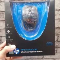 TERBATAS MOUSE WIRELESS HP LAVEROCK 2 4G TERMURAH