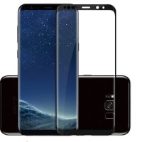 Tempered Glass Samsung Galaxy S8 / Full Body /  Full Lem HP Lengkung