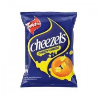 TWISTIES CHEEZELS CHEEZY CHEESE