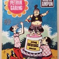 Komik Petruk Gareng Jadul : Aduh Minta Ampun (Emcergam 1980)