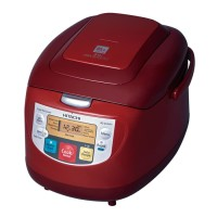 Hitachi Rice Cooker RZ-D18VFY 1.8L 1.8 Liter Auto Recipe 20