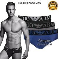 Harga celana dalam emporio armani isi 3 | antitipu.com