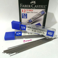 Isi Pensil Mekanik Faber Castell - 0.7mm