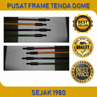 Kaki frame tenda Dome