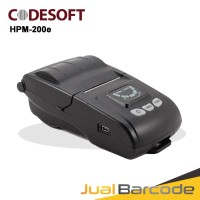 Printer Bluetooth Android Codesoft HPM200e | HPM 200e | HP-M200e | 200