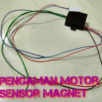 PENGAMAN ALARM MOTOR (SENSOR MAGNET) INJECTION
