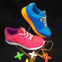 Sepatu Wanita Piero Rush W Warna Pink,Biru
