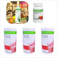 Harga paket herbal herbalif e 3 shake wild berry 1 thermo tea 1 | antitipu.com