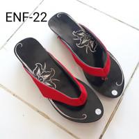 Jual Sandal kelom model jepit ukir kelom geulis 3cm Murah