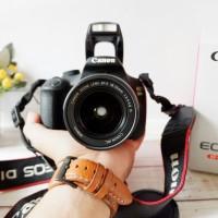 Kamera DSLR CANON EOS 1200D + Lensa 18-55mm Murah Fullset murah