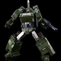 ZETA TOYS - ZA-04 - UPROAR COMBINER BRUTICUS Transformer