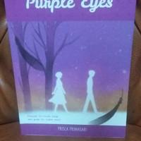 Novel Lokal Purple Eyes