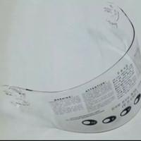 Kaca Helm Visor INK CL Vista Clear/Bening Original