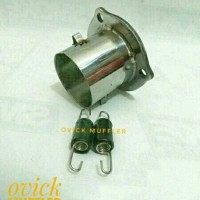 Adaptor knalpot satria fu