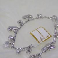 Harga Gelang Emas Putih 75 Hargano.com