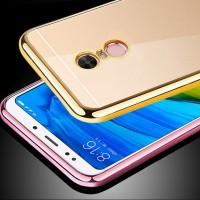 Xiaomi Redmi 5 - 5 Plus ultra thin soft case casing cover hp TPU SHINE