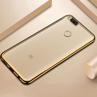 Xiaomi Mi A1 Mi 5X MiA1 Mi5X ultra thin soft case casing hp TPU SHINE