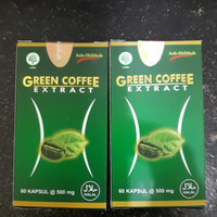 Jual GREEN COFFEE EXTRACT Murah