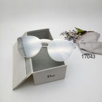 Kacamata Dior 17043 Silver Fashion Wanita Kacamata Gaya Cantik Murah