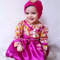 gamis murah surabaya l baju anak-anak l blooming