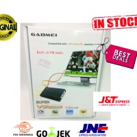 TV TUNER Gadmei compatible with CRT and LCD Monitor built in FM radio