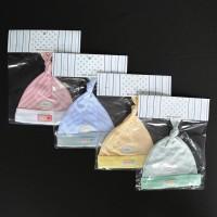 MIYO Topi Bayi/Baby Tali Salur Newborn (0-3M)