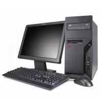 PAKET PC KOMPUTER ADMIN G41 / C2D E8400 / 2GB / 320GB / 16INCH / WIFI
