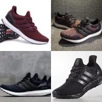 Sneakers Adidas UltraBoost Sepatu Running Premium Mirip ori mirror kw