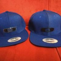 Topi Oakley biru Import harga murah 8181514b73