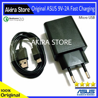 Charger ASUS Zenfone 2/3/4/5/6 ORIGINAL 100% Fast Charging Micro USB