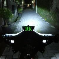 LAMPU LED MOTOR H6 AC DC PNP HONDA VARIO. BLADE. CS1. JUPITER Z. Z1.