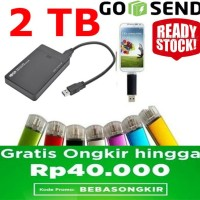 Hardisk External Hard Disk External FlashDisk 1 2 TB OTG 2TB