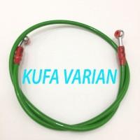 Kabel Selang Rem Depan Motor Universal uk 1 meter / 100cm