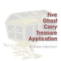 Sherry Merchant : Five Ghost Carry Treasure (PDF Module + Short Video)