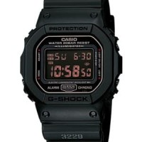 CASIO G-SHOCK DW-5600MS-1 / GSHOCK DW5600MS ORIGINAL & Berkualitas