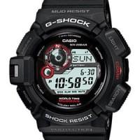 CASIO G-SHOCK G-9300-1 MUDMAN / GSHOCK G9300 ORIGINAL & Berkualitas