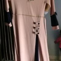 Baju Gamis muslim model terbaru fashion wanita termurah 2018 SALE