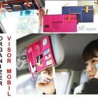Harga promo organizer tas dompet mobil bag car accessories cd | antitipu.com