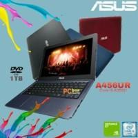 Asus A456UR Intel Core i5 - Gen 7 + RAM 4GB + Win 10 Or Murah