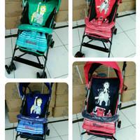 Harga stroller pliko winner mudah dibawa dan cocok untuk   Hargalu.com