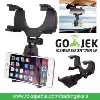Car Phone Holder / Phone Car Holder / Penjepit Hp / Gojek Grab Uber