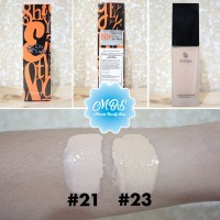 LIQUID FOUNDATION SPF PA 30 by EITY EIGHT