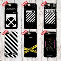 Off White Casing HP (iPhone, Samsung, Xiaomi, OPPO, dll)