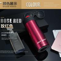 Termos Botol Minum 450 ML Merah